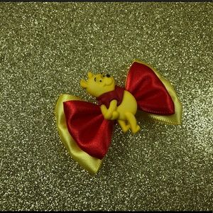 Other - Mini Pooh Inspired Bow